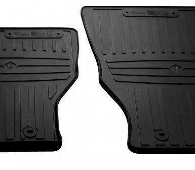 Передние автомобильные резиновые коврики Audi A7 Sportback (4G7) 2010-2017