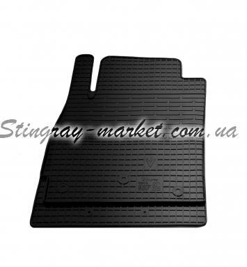 Водительский резиновый коврик Chevrolet Orlando 2011-