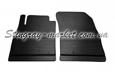 Передние автомобильные резиновые коврики Chevrolet Orlando 2011-