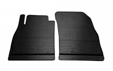 Передние автомобильные резиновые коврики Chevrolet Cruze 2016-