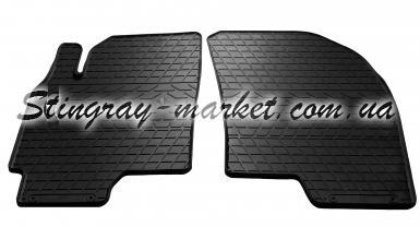 Передние автомобильные резиновые коврики Chevrolet Epica 2006-2012