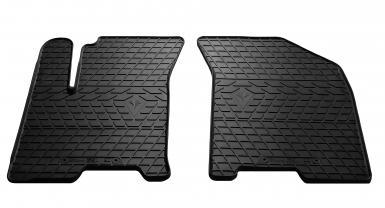 Передние автомобильные резиновые коврики ZAZ Vida 2012-