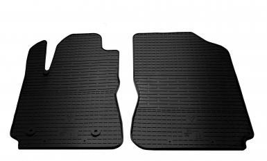 Передние автомобильные резиновые коврики Citroen C4 Cactus 2014-2017