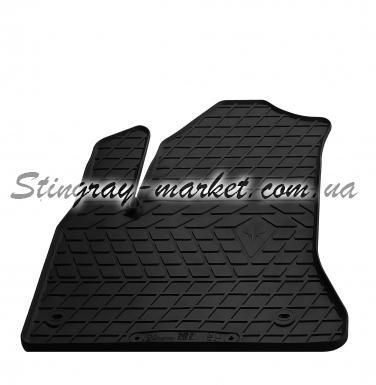 Водительский резиновый коврик Citroen C4 Picasso 2006-