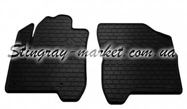 Передние автомобильные резиновые коврики Citroen C3 Picasso 2009-