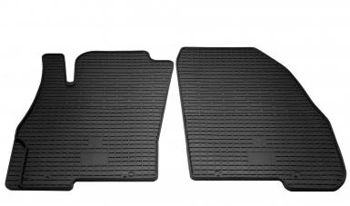 Передние автомобильные резиновые коврики Fiat Linea 2007-2015