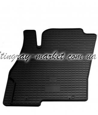 Водительский резиновый коврик Fiat Punto Evo