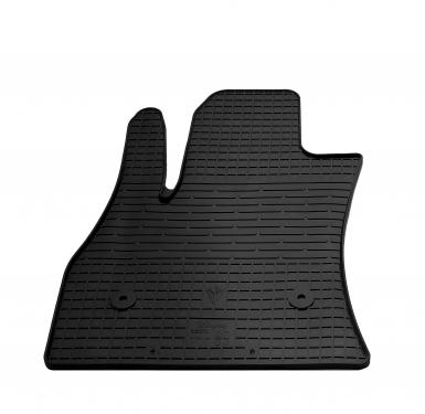 Водительский резиновый коврик Fiat 500L 2012-2020