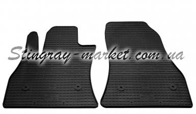 Передние автомобильные резиновые коврики Fiat 500L