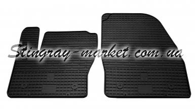 Передние автомобильные резиновые коврики Ford Kuga 2009-2013