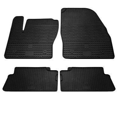 Комплект резиновых ковриков в салон автомобиля Ford Kuga 2009-2013