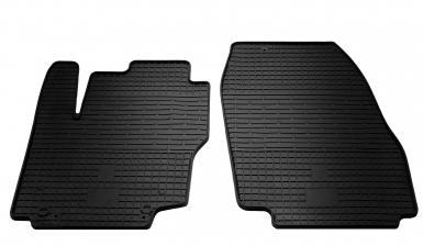 Передние автомобильные резиновые коврики Ford Mondeo 2007-2014