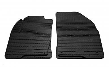 Передние автомобильные резиновые коврики Ford Fusion 02-12