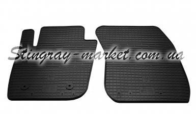 Передние автомобильные резиновые коврики Ford Mondeo V 2015-