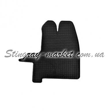 Водительский резиновый коврик Ford Transit Custom 2012-