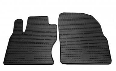 Передние автомобильные резиновые коврики Ford Focus II 2004-2011