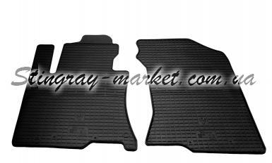 Передние автомобильные резиновые коврики Honda Crosstour (4 wd) 2012-