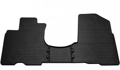Передние автомобильные резиновые коврики Honda CR-V 2002-2007