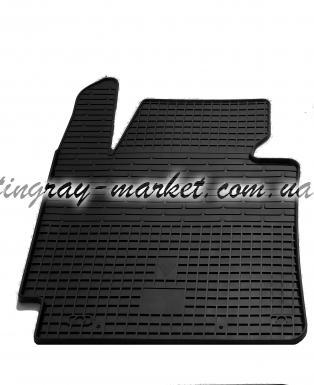 Водительский резиновый коврик Kia Cerato 3