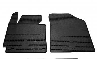 Передние автомобильные резиновые коврики Kia Cerato 2012-