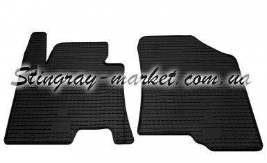 Передние автомобильные резиновые коврики Hyundai I 30 2012-