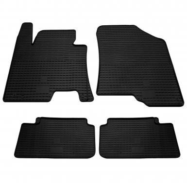 Комплект резиновых ковриков в салон автомобиля Hyundai I 30 2012-