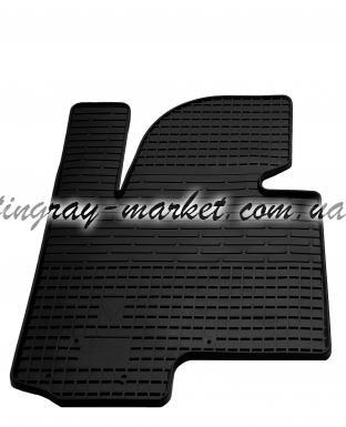 Водительский резиновый коврик Kia Sportage 2010-