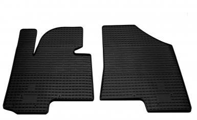 Передние автомобильные резиновые коврики Hyundai iX35 2010-