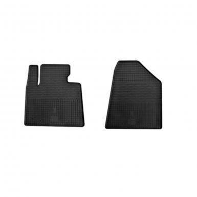 Передние автомобильные резиновые коврики Hyundai Santa Fe 2013-