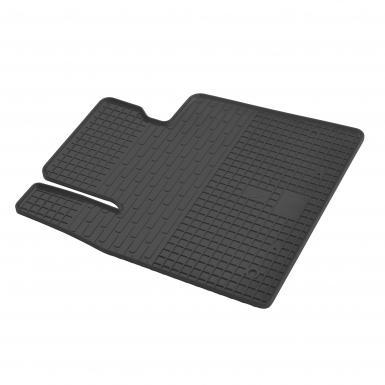 Водительский резиновый коврик Hyundai Santa Fe 2013-