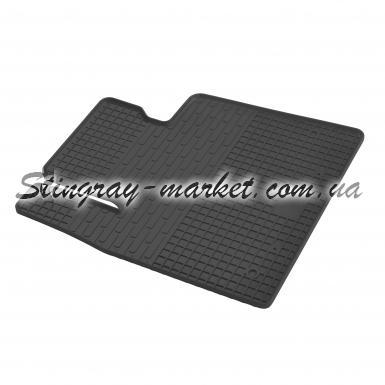 Водительский резиновый коврик Hyundai Santa Fe