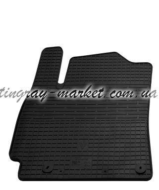 Водительский резиновый коврик Hyundai Elantra AD