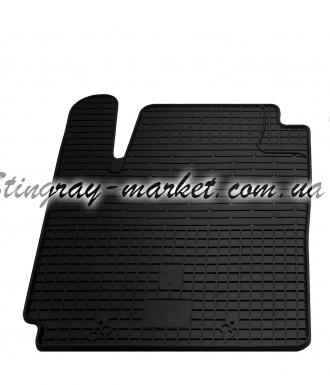Водительский резиновый коврик Hyundai I10