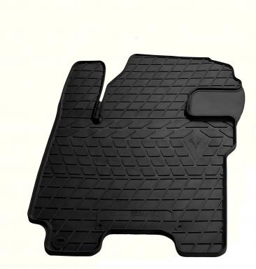 Водительский резиновый коврик Kia Sportage 2
