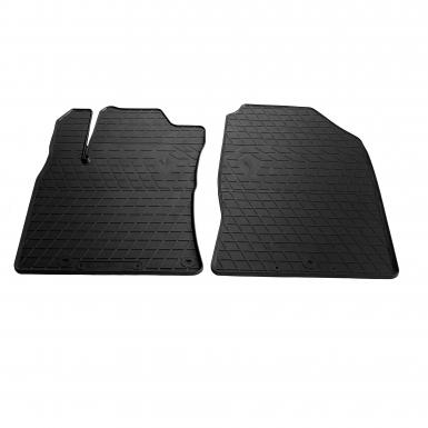 Передние автомобильные резиновые коврики Hyundai I30 2017- (design 2016)
