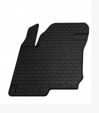 Водительский резиновый коврик Kia Cerato 2009- (design 2016)