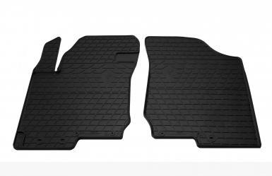 Передние автомобильные резиновые коврики Hyundai I 30 2006-2012 (design 2016)