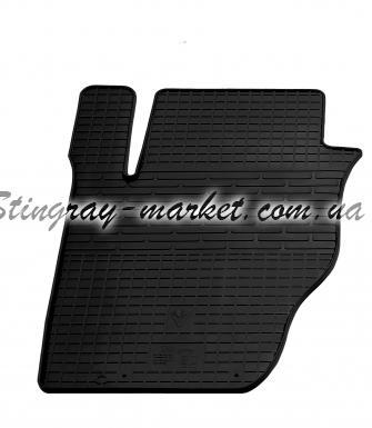 Водительский резиновый коврик Kia Sorento 2002-2009
