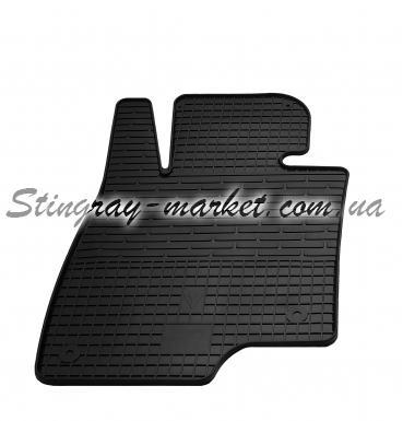 Водительский резиновый коврик Mazda 3 2013-
