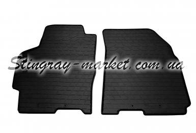Передние автомобильные резиновые коврики Mazda 626 (GW) (1997–2002)