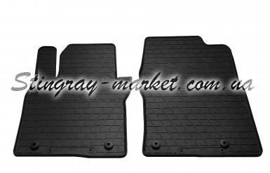 Передние автомобильные резиновые коврики Mazda 3 (BP) 2019-