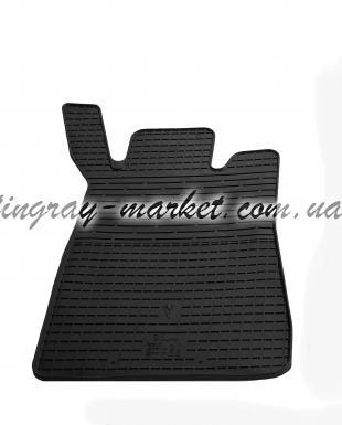Водительский резиновый коврик Mercedes W202