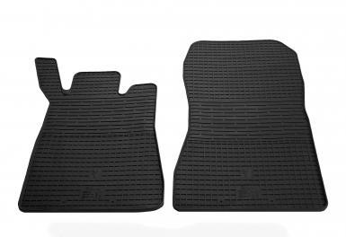 Передние автомобильные резиновые коврики Mercedes W202