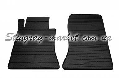 Передние автомобильные резиновые коврики Mercedes W124 1984-1997