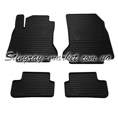Комплект резиновых ковриков в салон автомобиля Mercedes-Benz W176 A 2012-