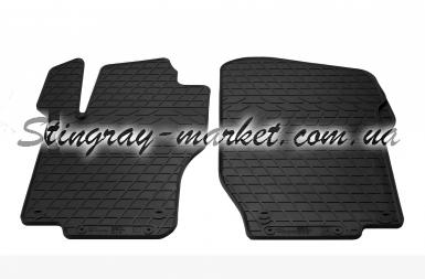 Передние автомобильные резиновые коврики Mercedes Benz W164 ML 2005-