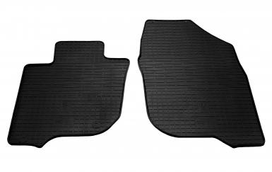 Передние автомобильные резиновые коврики Fiat Fullback 2016-