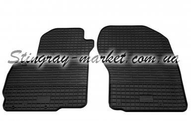 Передние автомобильные резиновые коврики Citroen C-Сrosser 2007-2013