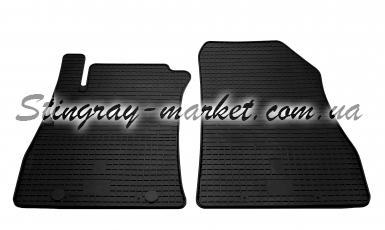Передние автомобильные резиновые коврики Nissan Juke 2010-