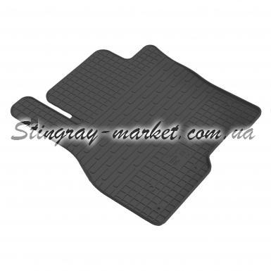 Водительский резиновый коврик Nissan Leaf